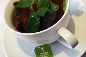 Organic Tea.