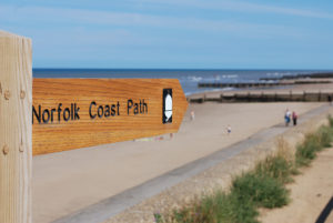 Norfolk Coastal Path.