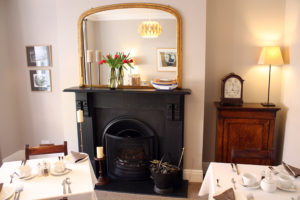 Breakfast room at Ogilvy House.